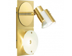 N-Light S4666Bm.1G4 Satin Brass