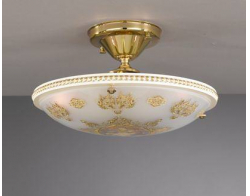 Paderno Luce PL.416/3.26 IVORY-FLORE