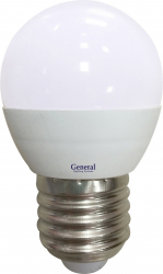 GENERAL LIGHTING GO-G45F-8-230-E27-2700 Тёплый Белый
