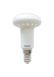 GENERAL LIGHTING GO-R50-6-230-E14-2700 Теплый Белый