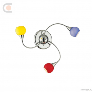 Ideal Lux Tender PL3 Color 06543