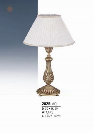 Riperlamp 202R 01.AM-AQ-AY-BG-BJ-BQ-CJ BEIGE SHADE